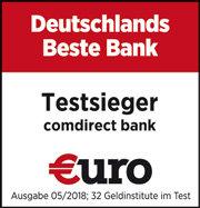 Comdirect Auszeichnung Euro